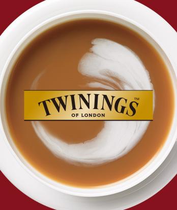 トワイニング - 紅茶とミルクのダブル リッチ ミルクティー